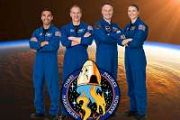 Crew-3 astronauts launch to Space Station alongside microgravity research