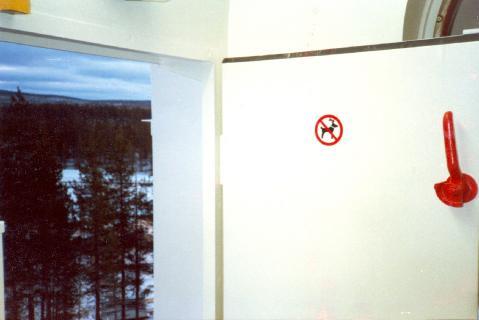 ESA Kiruna Ground Station