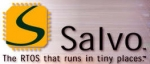 Salvo, real-time OS
