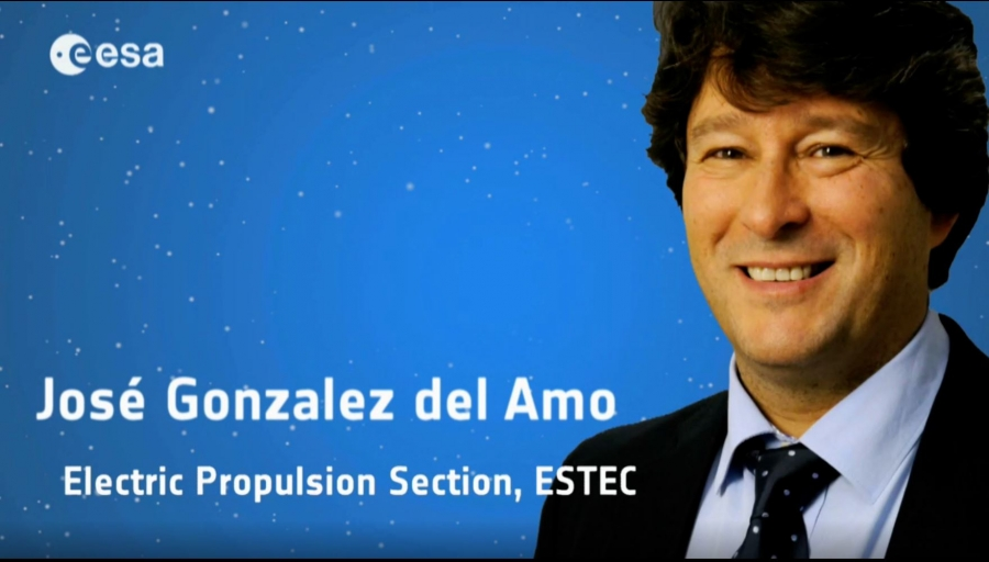 ESA EPIC Lecture Session 1 Electric Propulsion - Jose Gonzalez del Amo